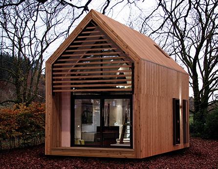 Ecodiseñando una casa pequeña