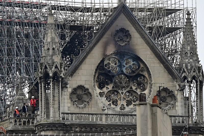 Los puntos clave para la reconstrucción de la catedral de Notre-Dame