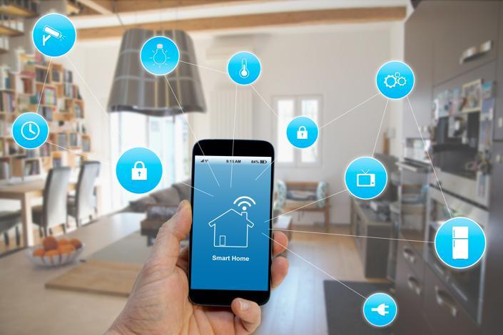 Tipos de domótica en tu hogar